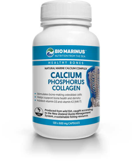 Calcium Phosphorus Collagen