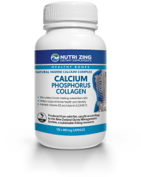 Calcium Phosphorus Collagen Capsules