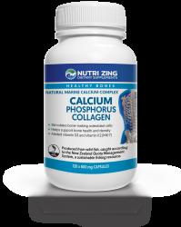 Calcium Phosphorus Collagen Capsules