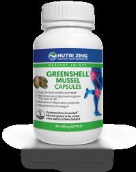 Greenshell™ Mussel Powder Capsules