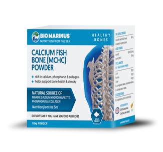 Calcium Fish Bone Powder